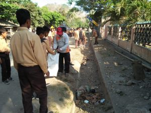 Memperingati World Clean Up Day 21 September